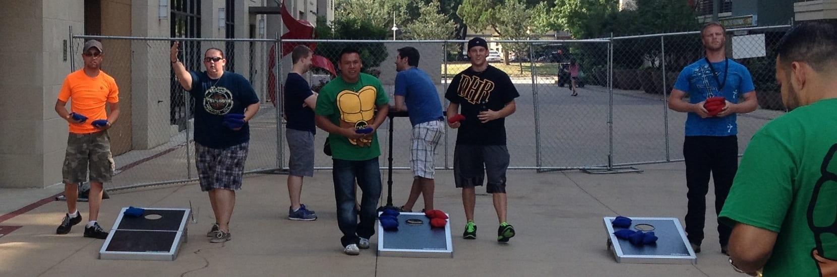 Dallas Bar Games Tournaments