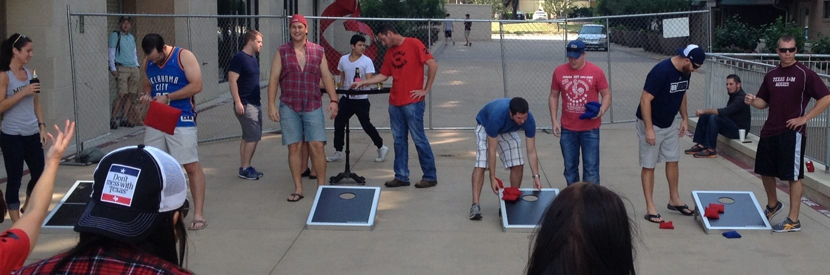 Fort Worth Cornhole tournaments