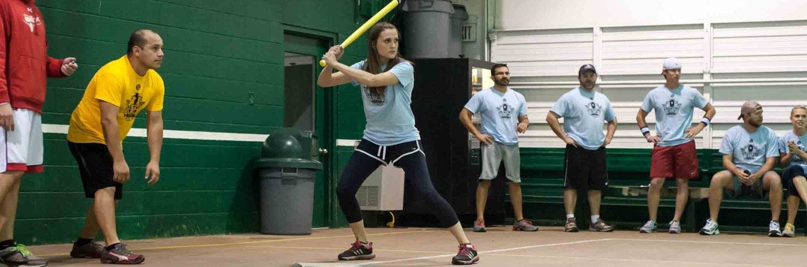 wiffleball league for young professionals in Dallas