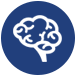 brain icon for lonestar ssc corporate races