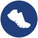 shoe icon for Lonestar ssc corporate races