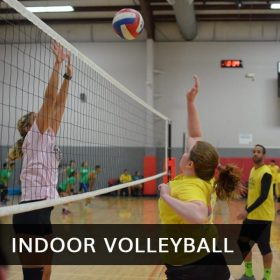 Indoor Volleyball Tile
